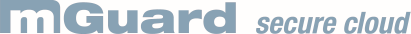 mGuard Secure Cloud Logo